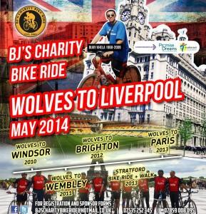 Bjs Charity Bike Ride
