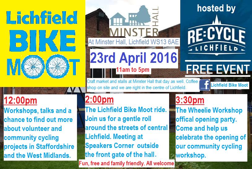 Lichfield Bike Moot