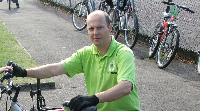Joe – Volunteer Profile