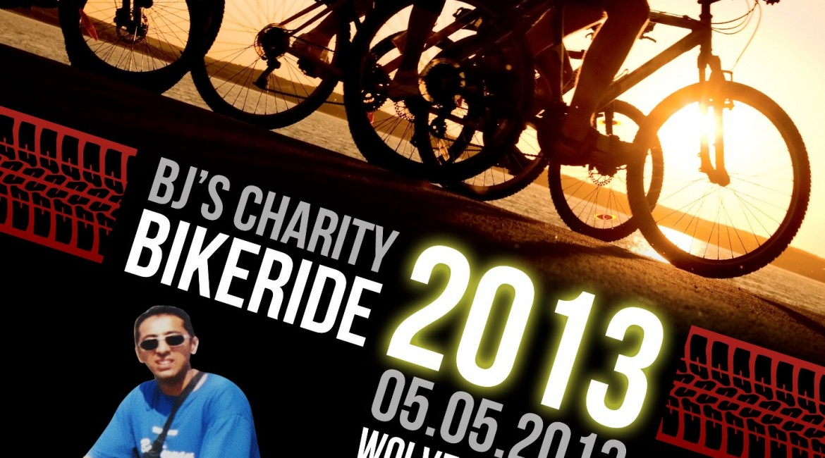 BJ's Charity Bike Ride